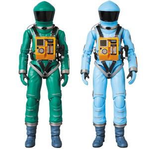 MAFEX SPACE SUIT GREEN Ver./LIGHT BLUE Ver.|project1-6