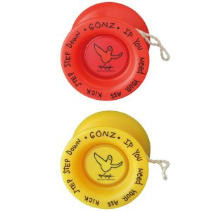 FRESHTHINGS YO-YO Mark Gonzales RED/YELLOW|project1-6
