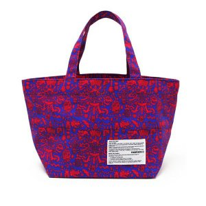 FABRICK(R) Will Sweeney - SPAZTEC MINI TOTE BAG|project1-6