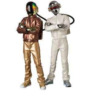 RAH DAFT PUNK DISCOVERY Ver.2.0 GUY-MANUEL de HOMEM-CHRISTO/ THOMAS BANGALTER|project1-6
