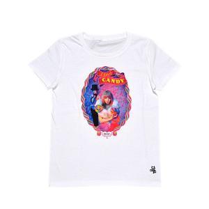 RUNE BOUTIQUE フォトTシャツ CANDY(ガールズサイズ)|project1-6