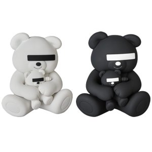 VCD UNDERCOVER BEAR WHITE/BLACK|project1-6