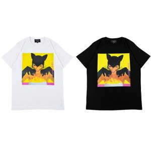 "VINYL ""BLACK CATS"" TEE HEAT WAVE《2017年12月発売予定》|project1-6"