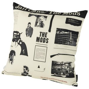 "VINYL ""THE MODS"" CUSHION JAIL GUNS《2017年12月発売予定》