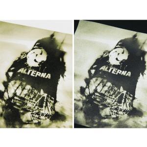 "VINYL ""RIZE"" TEE ALTERNA《2018年10月発売予定》|project1-6|02"