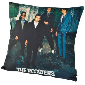 "VINYL ""THE ROOSTERS"" CUSHION THE ROOSTERS《2017年12月発売予定》
