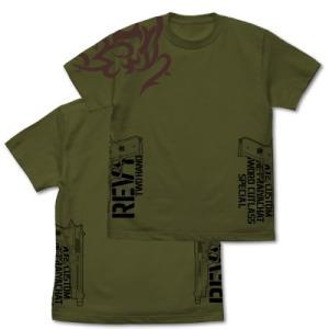 【送料無料対象商品】コスパ ブラック・ラグーン ソードカトラス&タトゥー Tシャツ MOSS【ネコポス/ゆうパケット対応】|projectcore