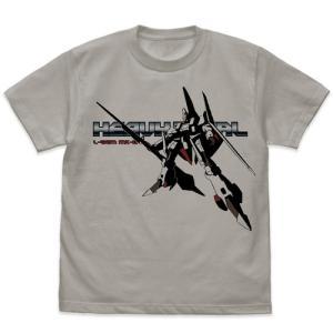 【送料無料対象商品】コスパ 重戦機エルガイム エルガイム Mk-II Tシャツ LIGHT GRAY【ネコポス/ゆうパケット対応】【11月発売予定 予約商品】|projectcore