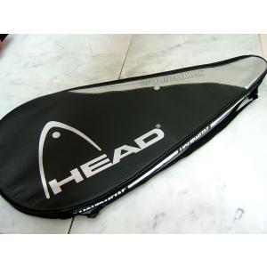 ■新品 ■ヘッドHEAD テニスラケットケース ■両面に誇らしげにHEADのブランドラインであるLI...