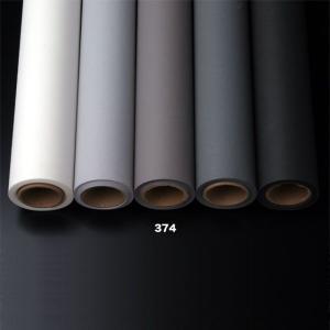 1.38×11mロールバック紙   (374 スモークグレイ/巻芯・梱包付) HRP-374|prokizai
