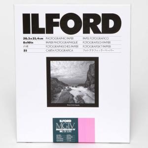 イルフォードマルチグレードペーパー(光沢 8×10