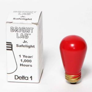 Delta 1 暗室電球(11W) prokizai