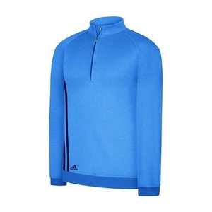 adidas Golf3-Stripes Performance Half-Zip Pull Over
