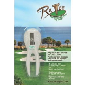 ReTee Golf ディボットツール|prolinegolf