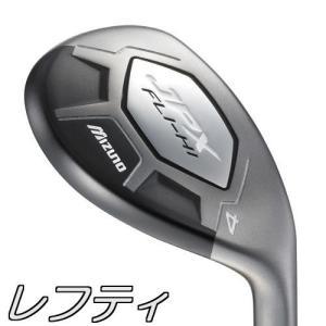(レフティモデル)Mizuno USA JPX FLI-HI Hybrid ミズノUSA JPX FLI-HI ハイブリッド (True Temper XP 105 Steel)|prolinegolf