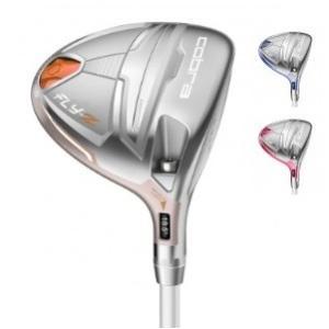 Cobra Golf Women's Fly-Z Fairway Wood コブラゴルフ レディス フライ Z フェアウェイウッド Fly-Z Graphite - Matrix VLCT SP Graphite