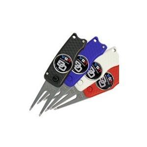 Club Glove DX Switchblade Dibot Tool クラブグローブ スイッチブレード ディボット ツール|prolinegolf