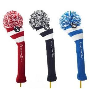 Rocket Tour Flags & Limited Edition Knit Pom Pom Driver Head Cover ロケットツアー フラッグ&リミテッド ニット ドライバー用 ヘッドカバー|prolinegolf