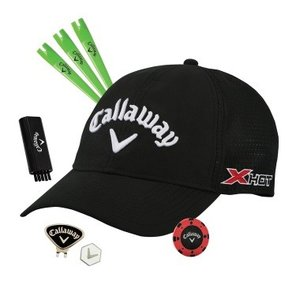 Callaway Tour Hat Gift Set キャロウェイ ツアー ハット ギフトセット|prolinegolf