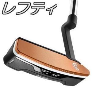【決算在庫処分SALE!!】(レフティモデル)Cleveland Golf New TFi 2135-1.0 Putter クリーブランド Tfi 2135-1.0 パター|prolinegolf