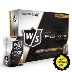 Wilson Staff FG Tour Golf Ball ウィルソン スタッフ FG ツアー ゴルフボール 1ダース|prolinegolf