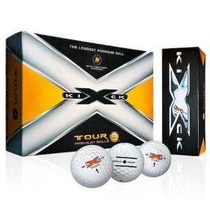 Kick X Golf Tour-Z Golf Ball キック エックス ゴルフ ツアーゼット ゴルフボール 1ダース|prolinegolf