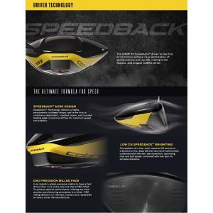 Cobra Golf King F9 Speedback Driver コブラゴルフ キング F9 スピードバック ドライバー メーカーカスタムシャフトモデル|prolinegolf|03