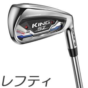 (レフティモデル)Cobra Golf KING Speedzone One Length Iron...