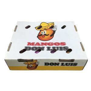【送料無料】メキシカンマンゴー(アップルマンゴー)KENT種 12玉入り/箱|promart-jp|02