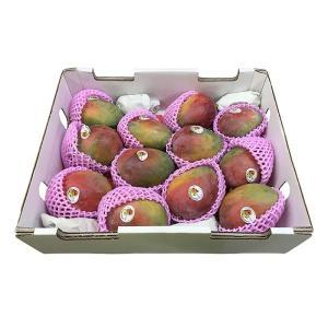【送料無料】メキシカンマンゴー(アップルマンゴー)KENT種 12玉入り/箱|promart-jp|03