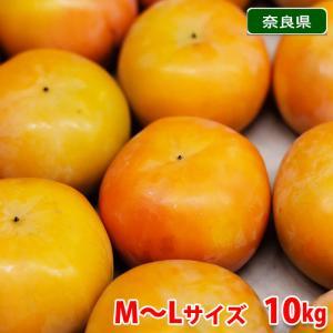 奈良県産 富有柿 秀品・2L(約36玉入り)10kg箱|promart-jp