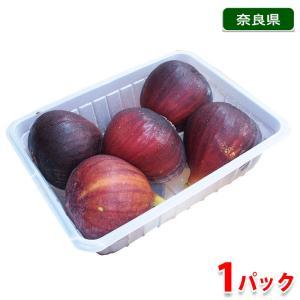 奈良県産 片桐 いちじく 秀品・3〜5玉入り×4パック(1箱)|promart-jp