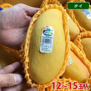 【送料無料】タイ産マンゴー マハチャノ 12玉入り(空輸タイプ) promart-jp