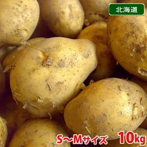 北海道産 じゃがいも きたあかり 秀品・45〜50個入り 10kg|promart-jp
