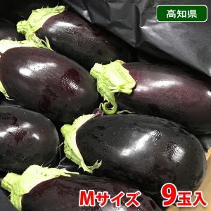 高知県産 米なす(べいなす) Mサイズ 2.5kg(9玉入) promart-jp