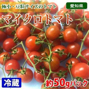 愛知県産 マイクロトマト 1パック(約50g)|promart-jp