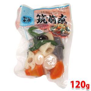 味わい水煮シリーズ 野菜水煮(筑前煮) 120g|promart-jp