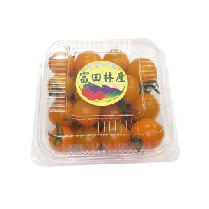 大阪府産 黄色ミニトマト 200gパック|promart-jp