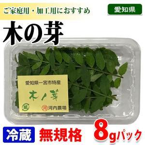 【ご家庭用・加工用】愛知県産 木の芽(きのめ) 8gパック promart-jp