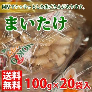 【送料無料】ホクト まいたけ 100g×20パック(1箱)|promart-jp