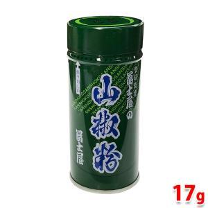 冨士屋 山椒粉 17g 小缶入り|promart-jp