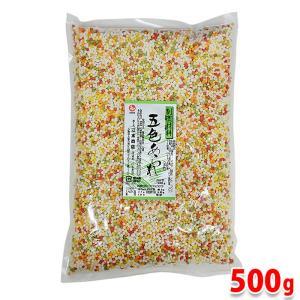 国産 ぶぶあられ(五色あられ) 米菓 500g|promart-jp