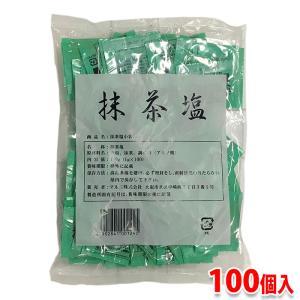 抹茶塩 小袋 100g(1g入り×100個パック)|promart-jp