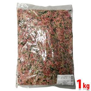 カリカリ梅ちりめん 1kg|promart-jp
