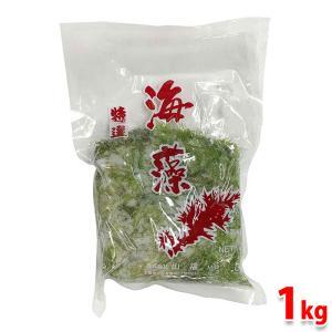 特選 海藻(青とさか)1kg|promart-jp