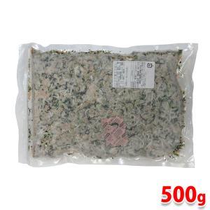 えび菜ちりめん 500g(冷凍ふりかけ)|promart-jp