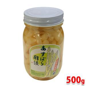 アスパラ酢漬け・白 500g(固形量:290g)|promart-jp