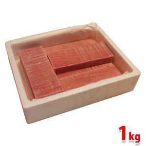 冷凍 キハダマグロ 赤身 定形柵 約1kg(約200g×5枚入り)|promart-jp