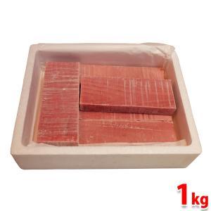 冷凍 メバチマグロ 赤身 定形柵 約1kg(約200g×5枚入り)|promart-jp