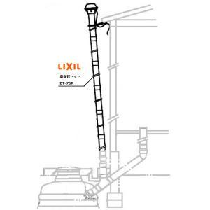 【送料無料】INAX 簡易水栓便器専用臭突管セット|promart